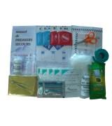 Vehicule AVEC ethylotest - Kit reassort pour Trousse