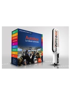 Wifi AutoBox pour véhicule moins de 10 places