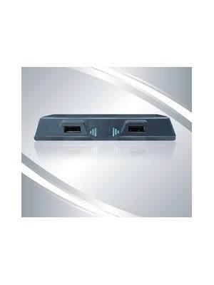 Prise USB autocar à plaquer