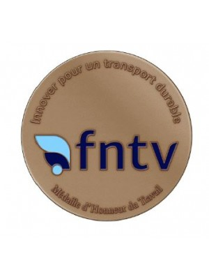 Médaille BRONZE FNTV