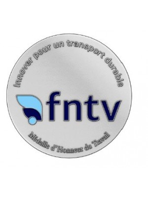 Médaille ARGENT FNTV