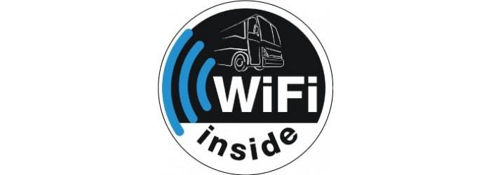 WiFi embarquée : Internet partout tout le temps