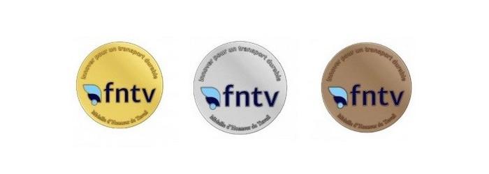 Médailles FNTV