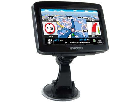 Snooper-gps