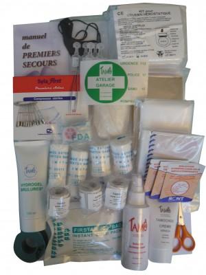 Ateliers - Kit reassort pour Trousse