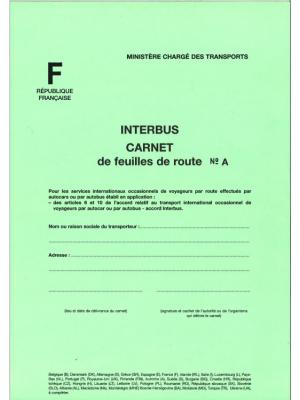 Feuilles de route Interbus