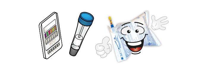 Ethylotests et tests salivaires
